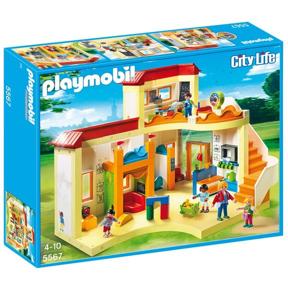 Garderie Playmobil City Life - 5567