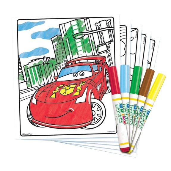 Color Wonder Cars