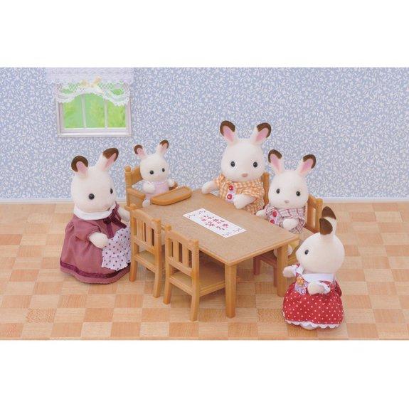 Table de repas Sylvanian Families 2933