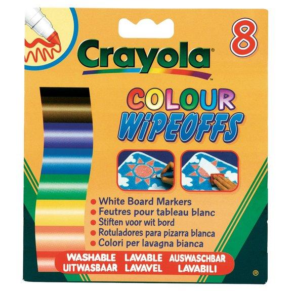 8 feutres à colorier