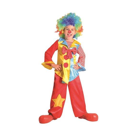 Déguisement Clown : 5/7 ans