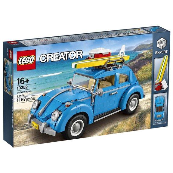 La Coccinelle Volkswagen LEGO Creator 10252