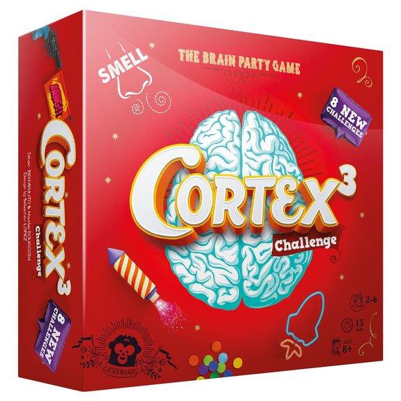 Jeu de société - Cortex 3 challenge