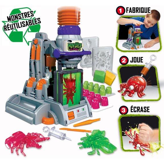 Labo Monstres Monsterlab