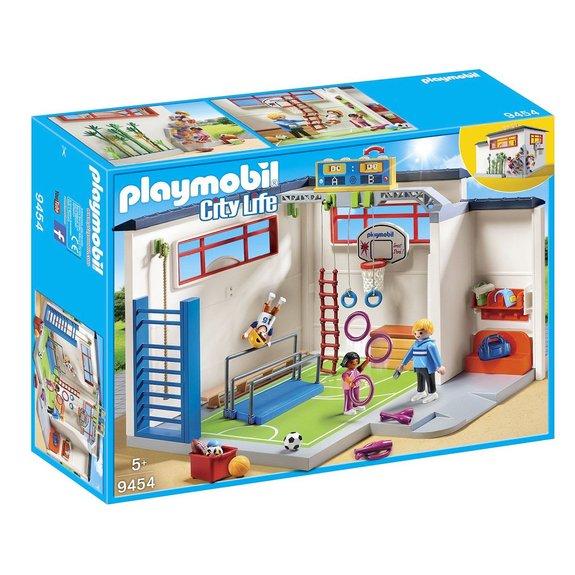 Salle de sports Playmobil City Life 9454