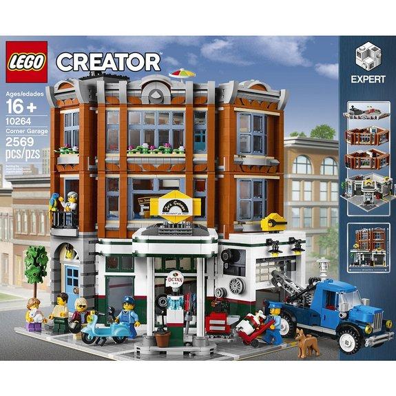 Le garage du coin LEGO Creator Expert 10264