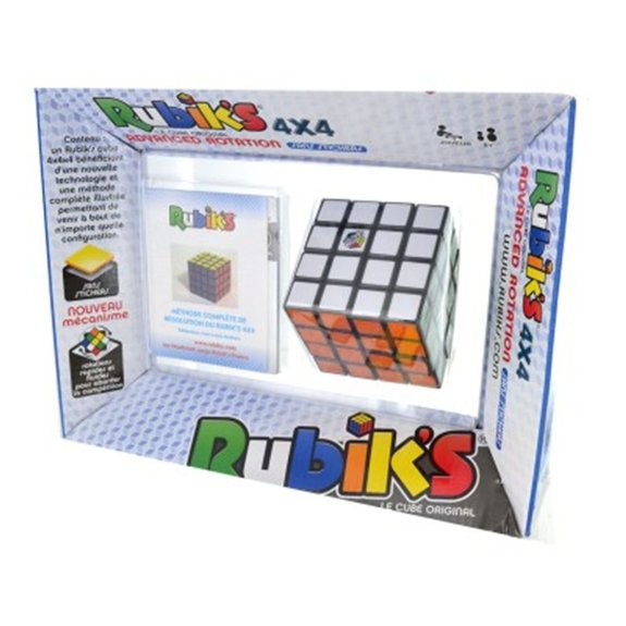 Rubik's cube Advanced rotation 4x4