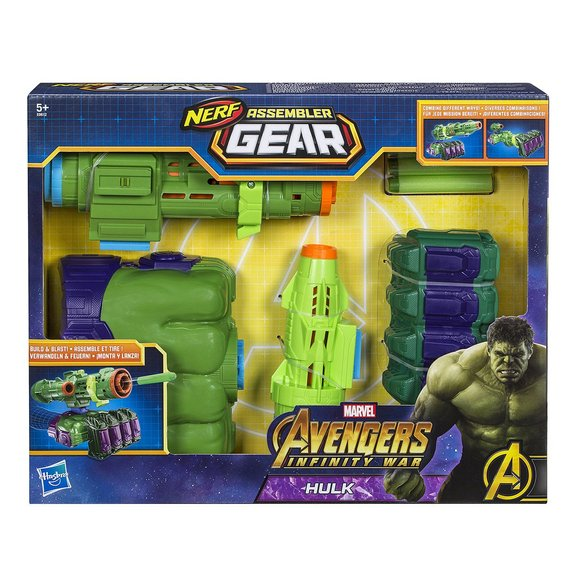 Poing Avengers Infinity War