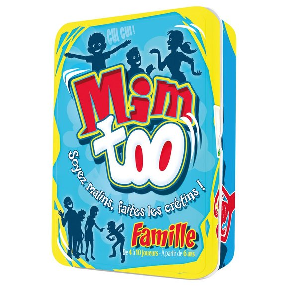 MimToo Family : Nouvelle édition