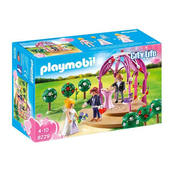 Pavillon de mariage Playmobil City Life 9229