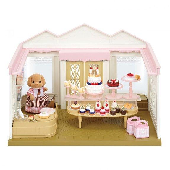 Boutique de gâteaux Sylvanian Families 5263