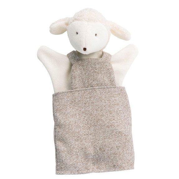 Peluche Les Marionnettes Albert le mouton
