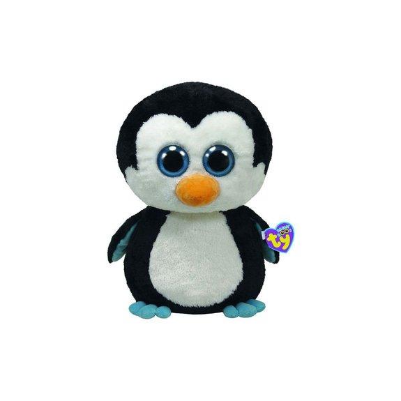 Peluche pingouin Beanie Boos 41 cm