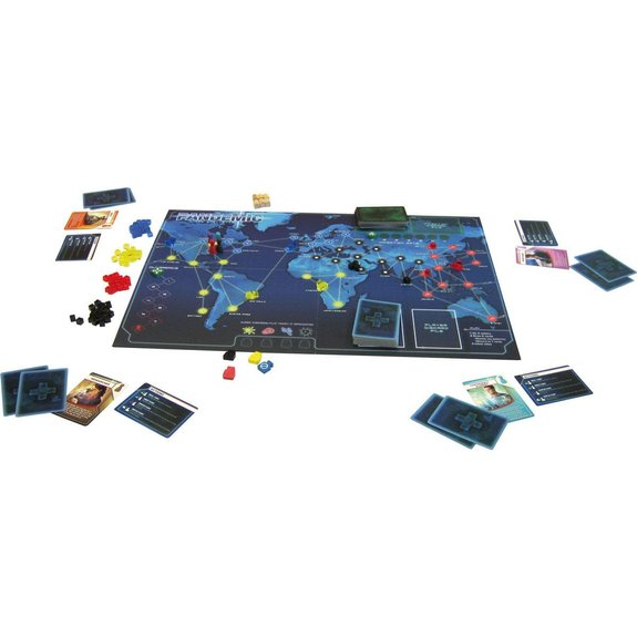 Pandémie Nouvelle Edition