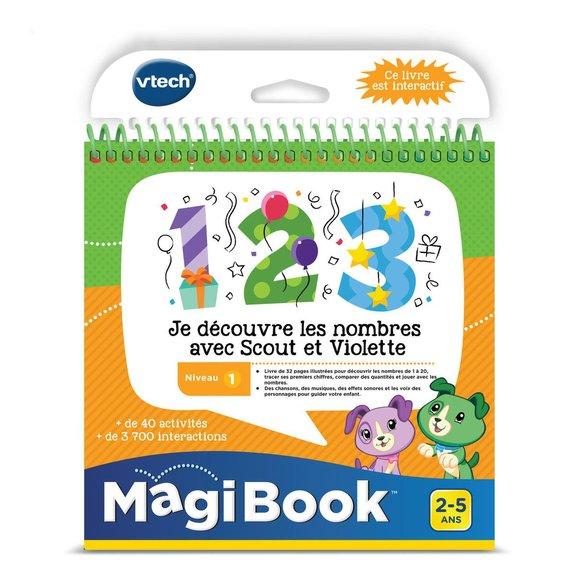 MagiBook Je découvre les nombres