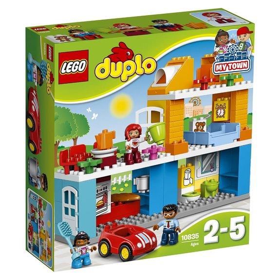 La maison de famille LEGO DUPLO Ma ville 10835