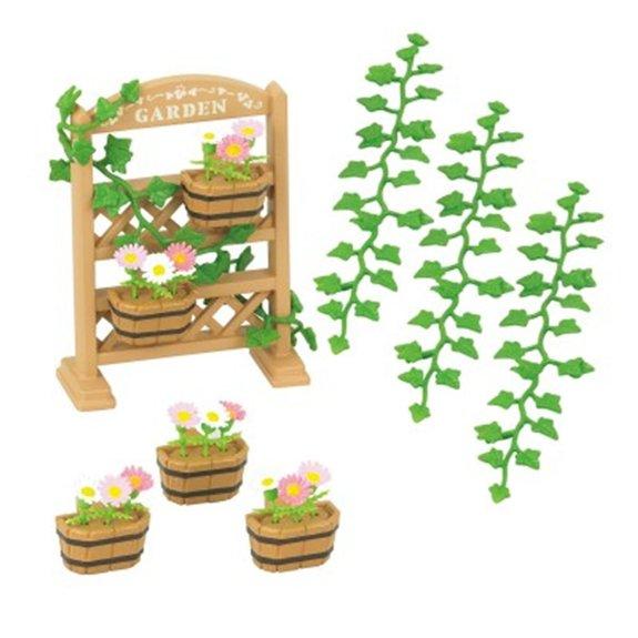Accessoire : Décorations florales et jardinières