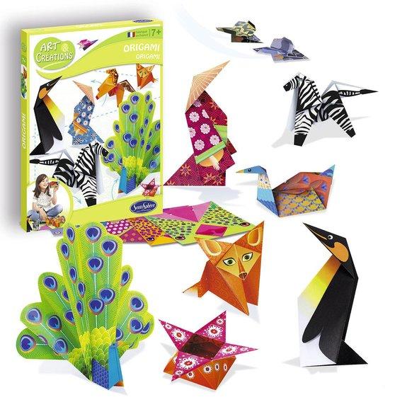 Art et Créations : Kit Origami