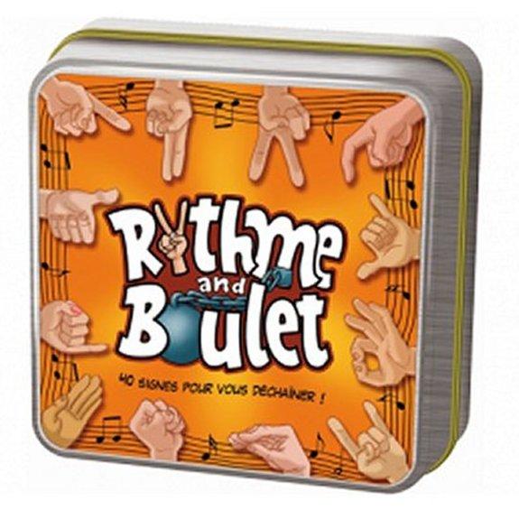 Rythme et Boulet : Jeu de poche