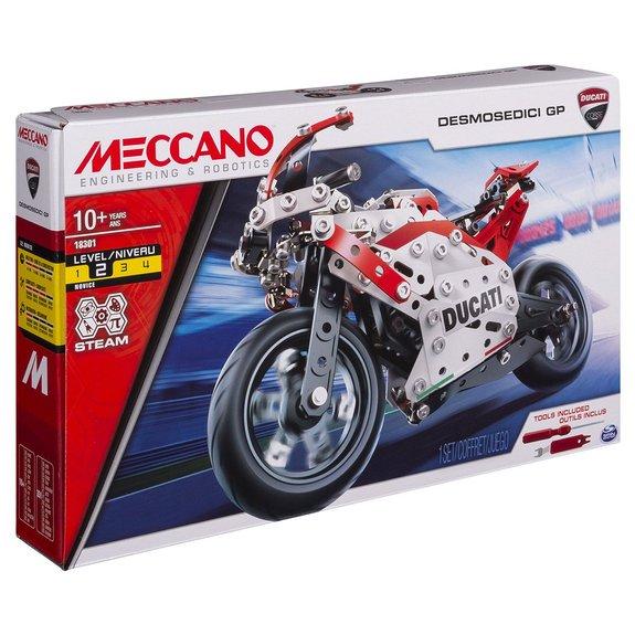 Moto GP Ducati à construire