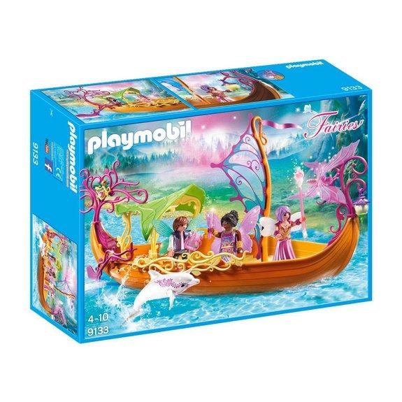 Bateau des fées enchanté Playmobil Fairies 9133