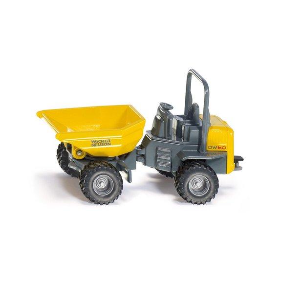 Véhicule de chantier Wacker Neuson DW60 Dumper - Echelle 1/50