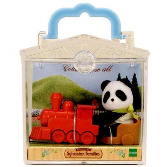 Sylvanian Family 3350 : Valisette : Panda