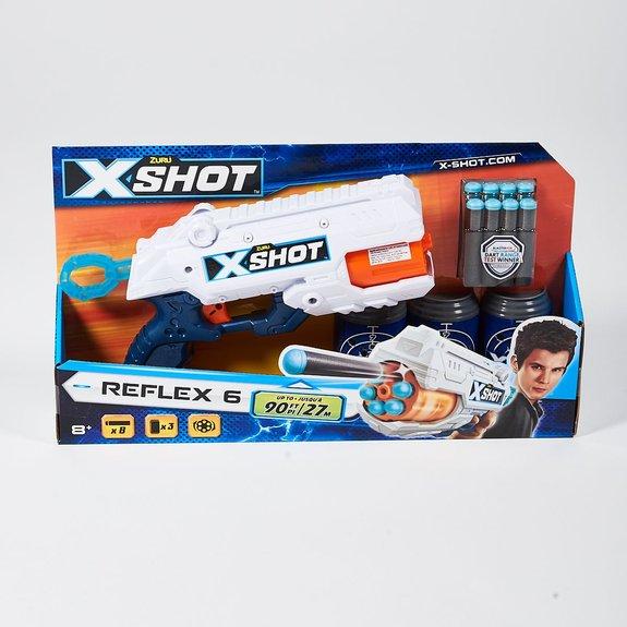Pistolet Xshot Reflex 6