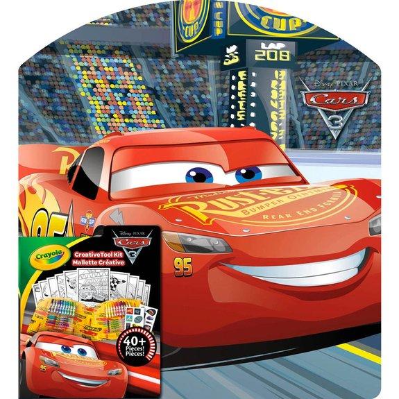 Mallette créative Cars 3