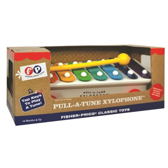 XYLOPHONE 18 MOIS FISHER PRICE