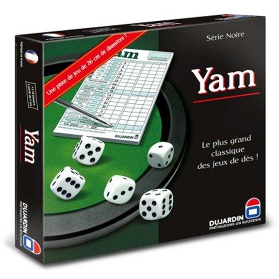 Yam 421 : Série Noire