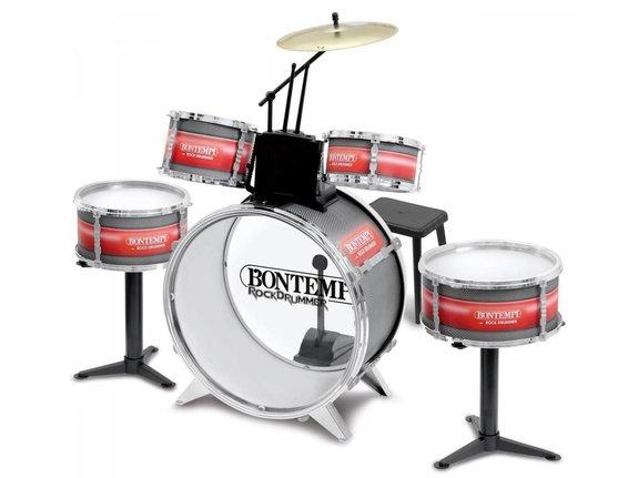 Batterie Rock Drummer