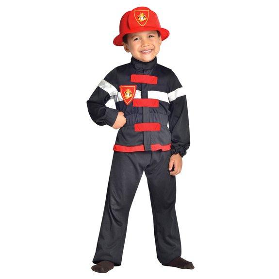 Déguisement de pompier 8-10 ans