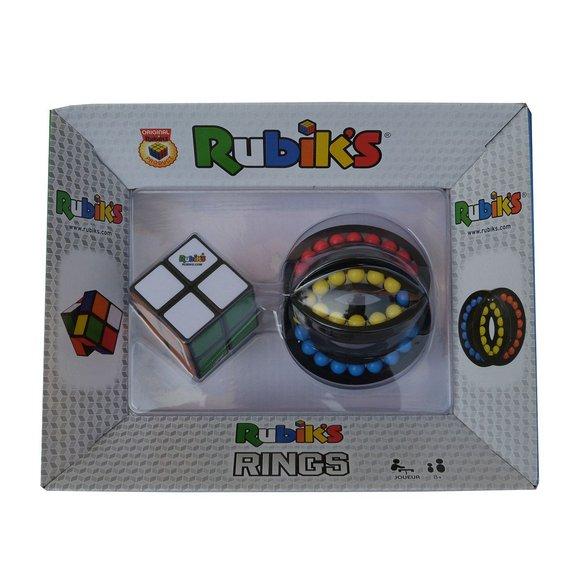 Coffret Rubik's Cube 2x2 Advanced + Anneaux