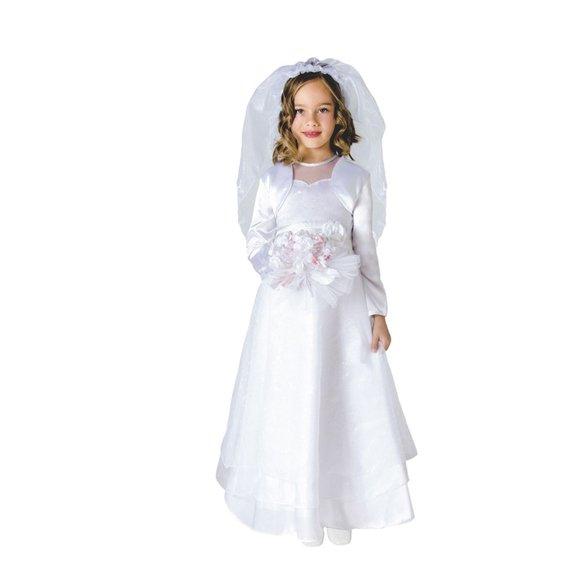 Déguisement robe de mariée 8/10 ans