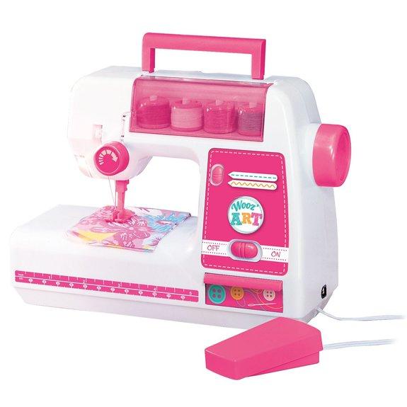 Ma première machine à coudre