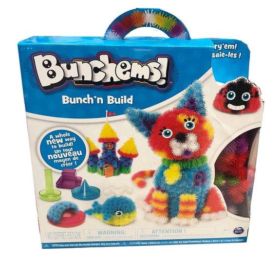 Bunchems Bunch'n build