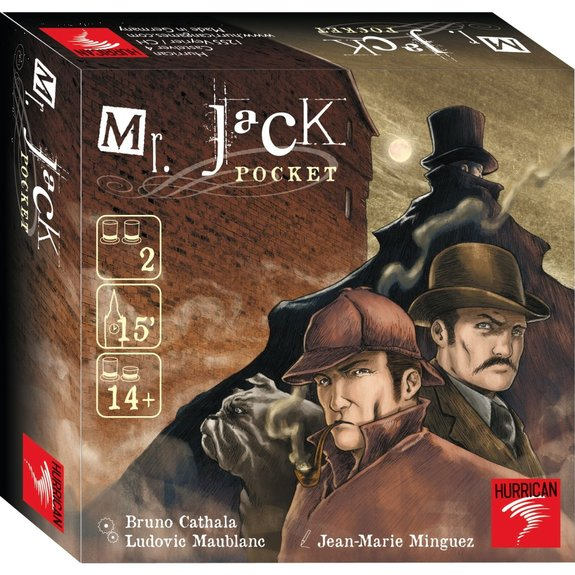 Misterjack pocket