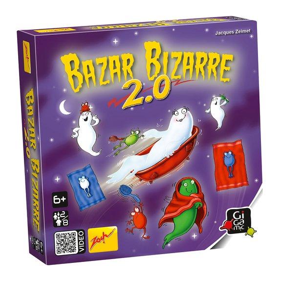 Jeu de société Bazar bizarre 2.0