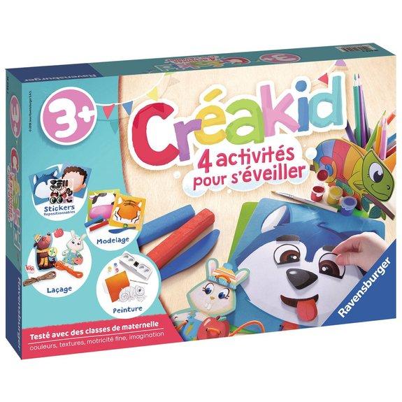 Créakid : kit multi-activités