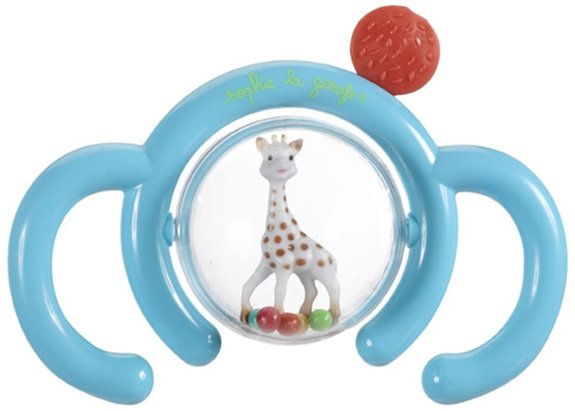 Jouet déveil Twin Fraisy Sophie la girafe