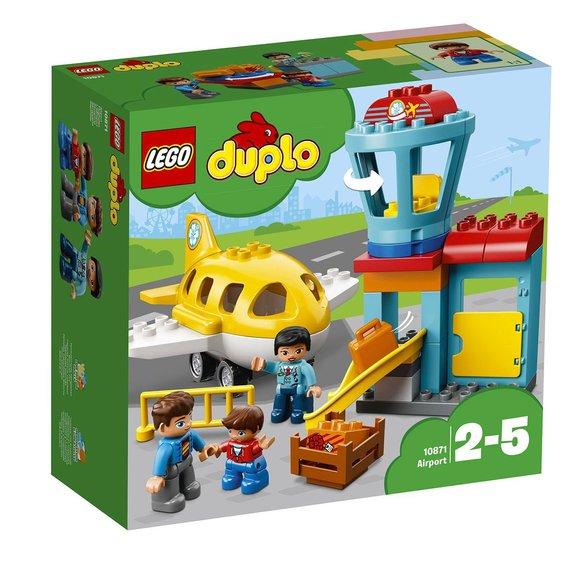 L'aéroport LEGO Duplo 10871