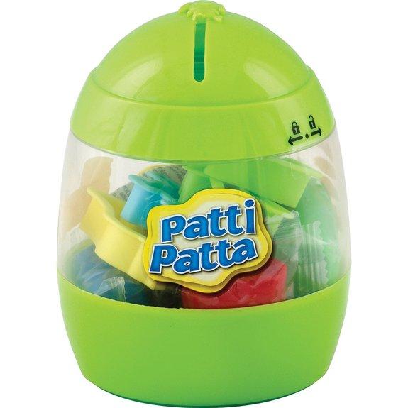 Tirelire Pâte à modeler Patti Patta