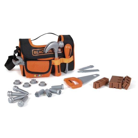 Caisse à outils tissu Black & Decker