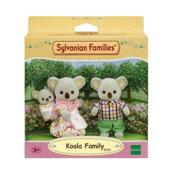 Sylvanian - La Famille Koala