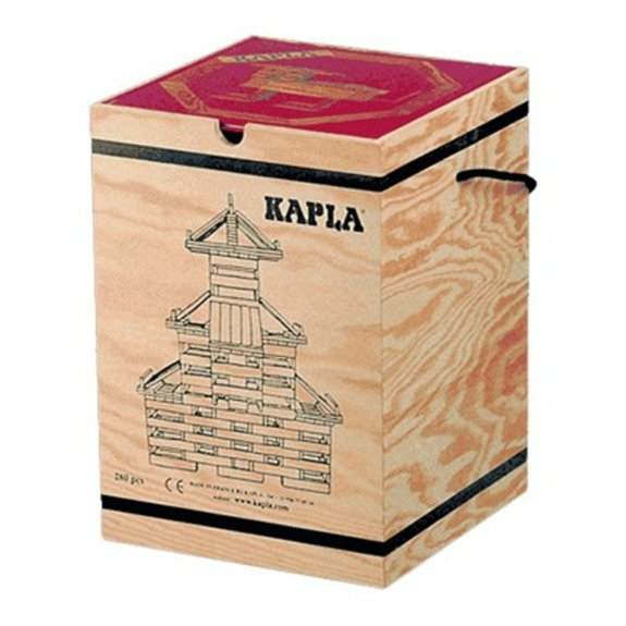 Kapla 280 planchettes - Baril