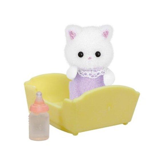 Figurine et accessoires : Bébé chat persan