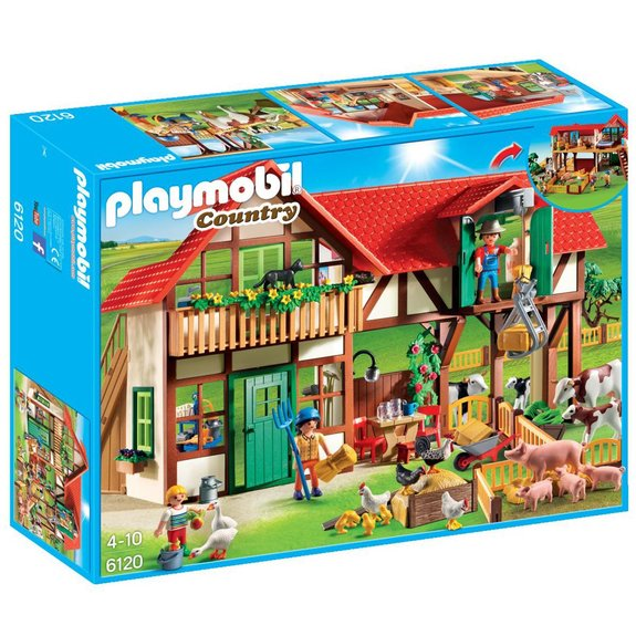 Grande ferme - Playmobil Country 6120