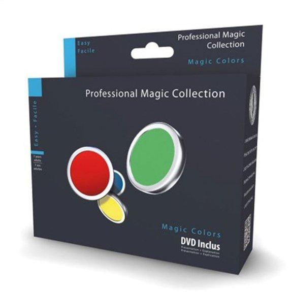 Magic colors avec DVD inclus