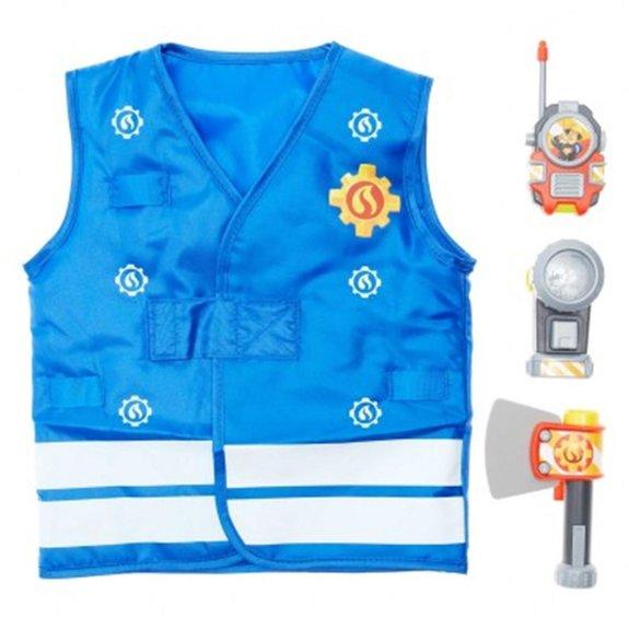 Kit d'accessoires de Sam le Pompier